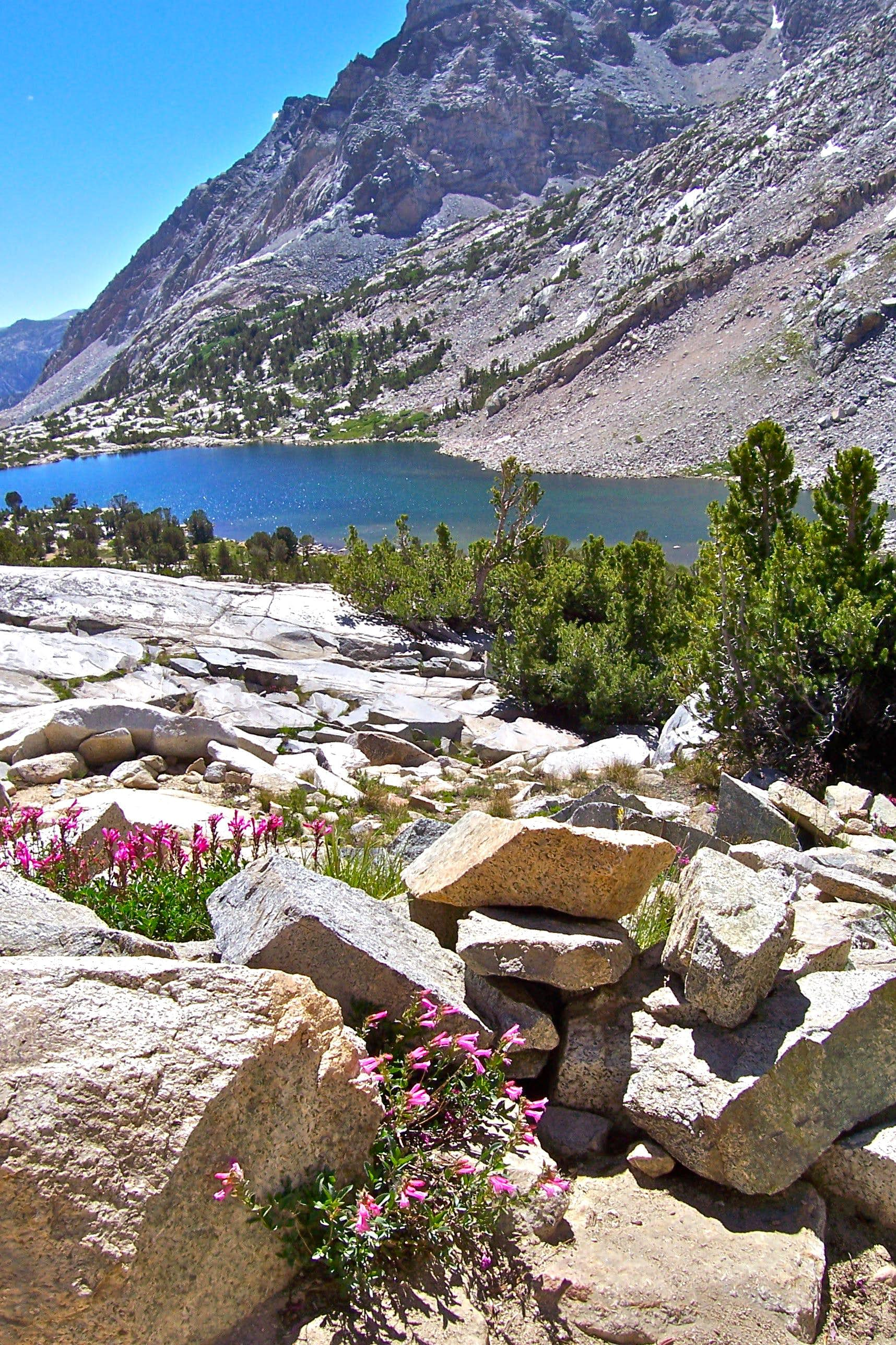 North Lake to Piute Pass Trail