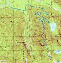 Twin Peaks North Ridge