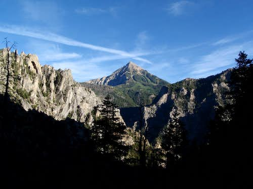 North Peak, Mount Timpangos