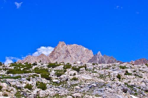 Mount Humphreys...