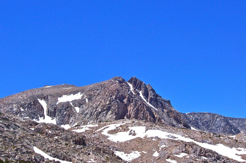 Muriel Peak...