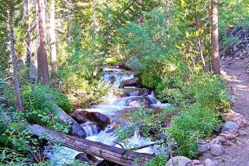 North Fork of Bishop Creek