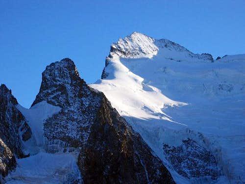 Barre des Ecrins (4 101 m)