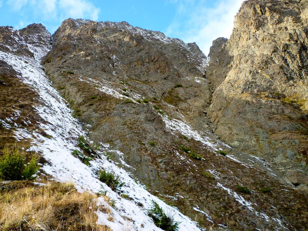 Central Gully