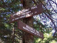 Healdville Trail Junction