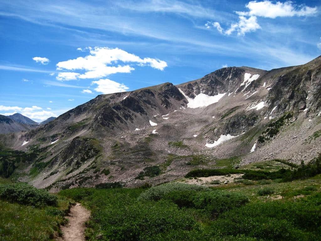 South Rawah Peak