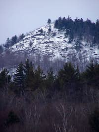 Cat Mountain from Edgecomb Pond