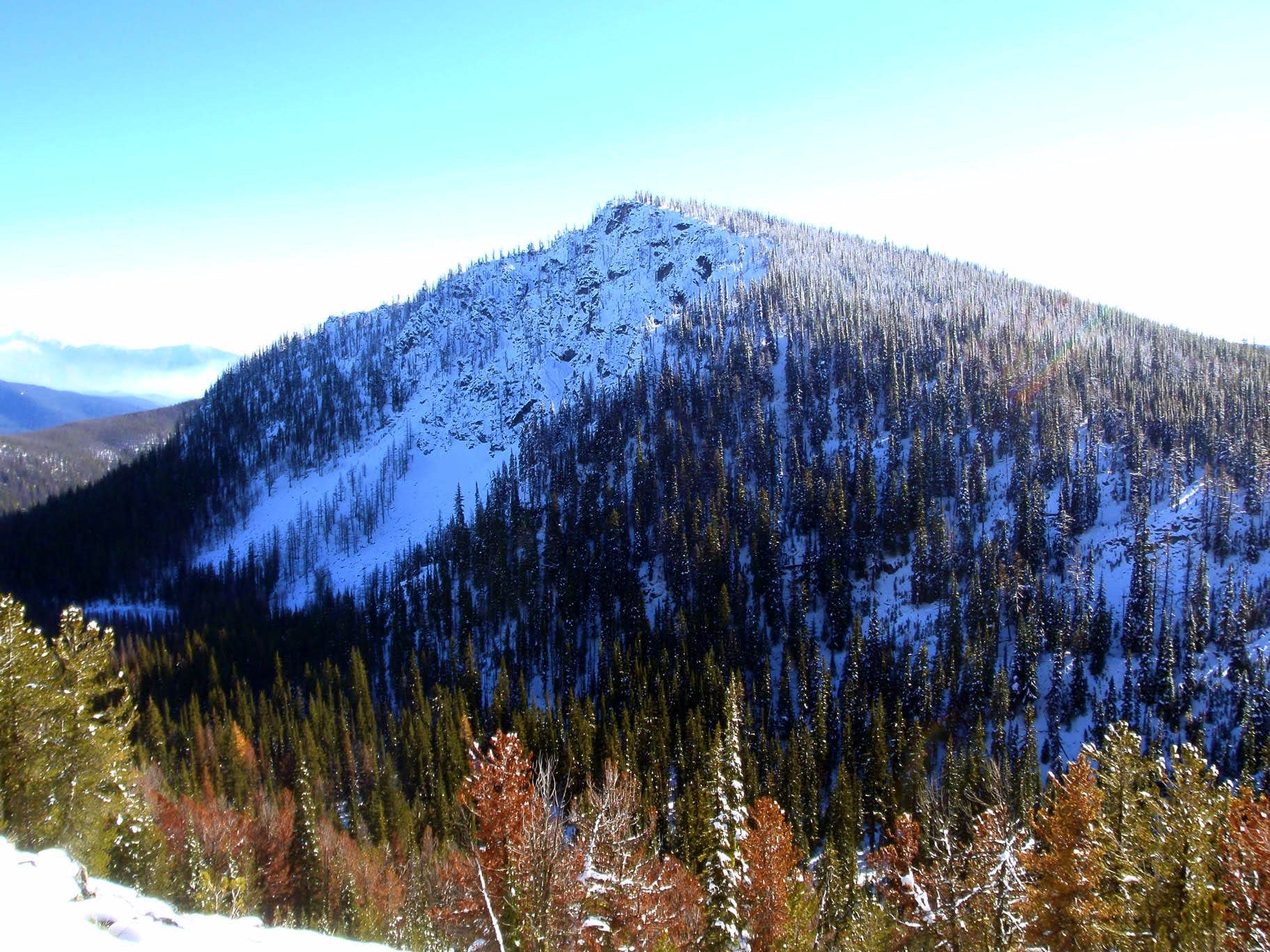 Kelly Mountain