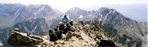 Mt Borah Summit