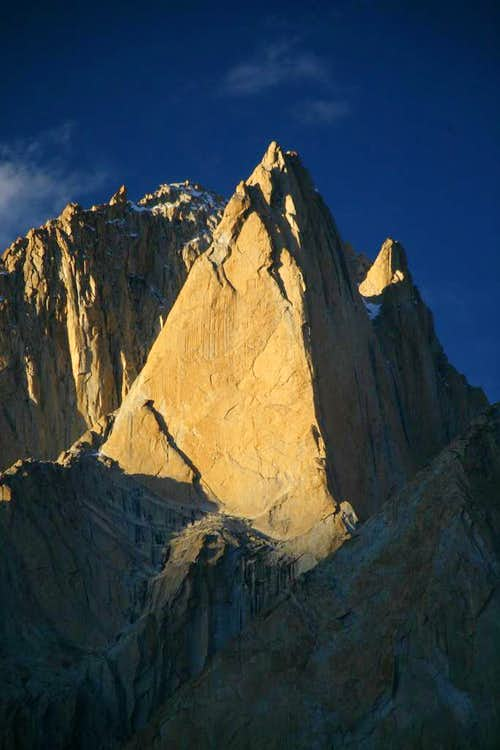 Baltoro Rock Towers