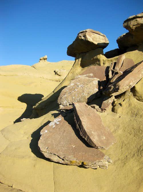 Sandstone Forms