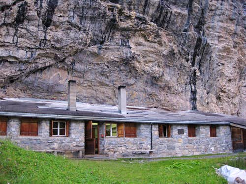 The Winteregghütte