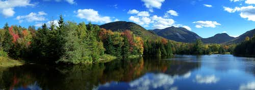 Fall in the Adirondack High Peaks