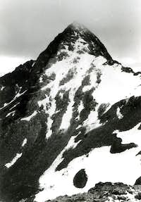 <b> PEAK GARIN (3461m)</b> from <b>Red Point W Summit (3401m)</b> also from <b>North</b> on <b><i>1968</b></i>