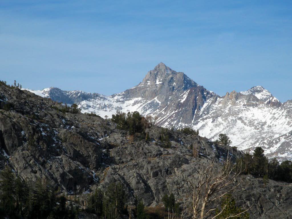 Mount Lyell Photos Diagrams Amp Topos Summitpost