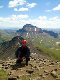 Wetterhorn Summit, CO 14,015ft