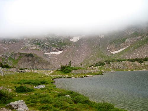 Twin Crater Lakes