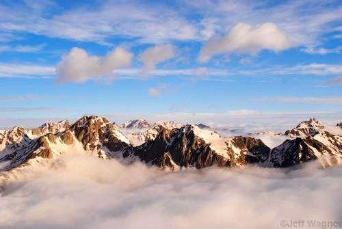 Peak X Inversion