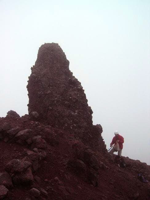 Thomas Stanley at Summit of...