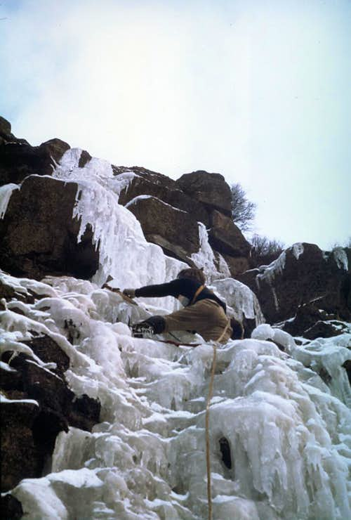Mores Creek Ice
