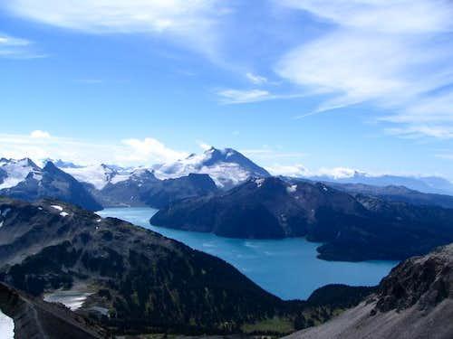 Mount Garibaldi and Garibaldi...