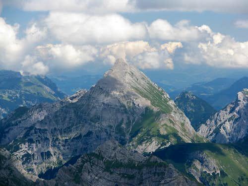 Southern slopes