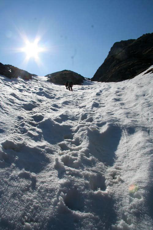 Bucegi mountains - Costilei Valley
