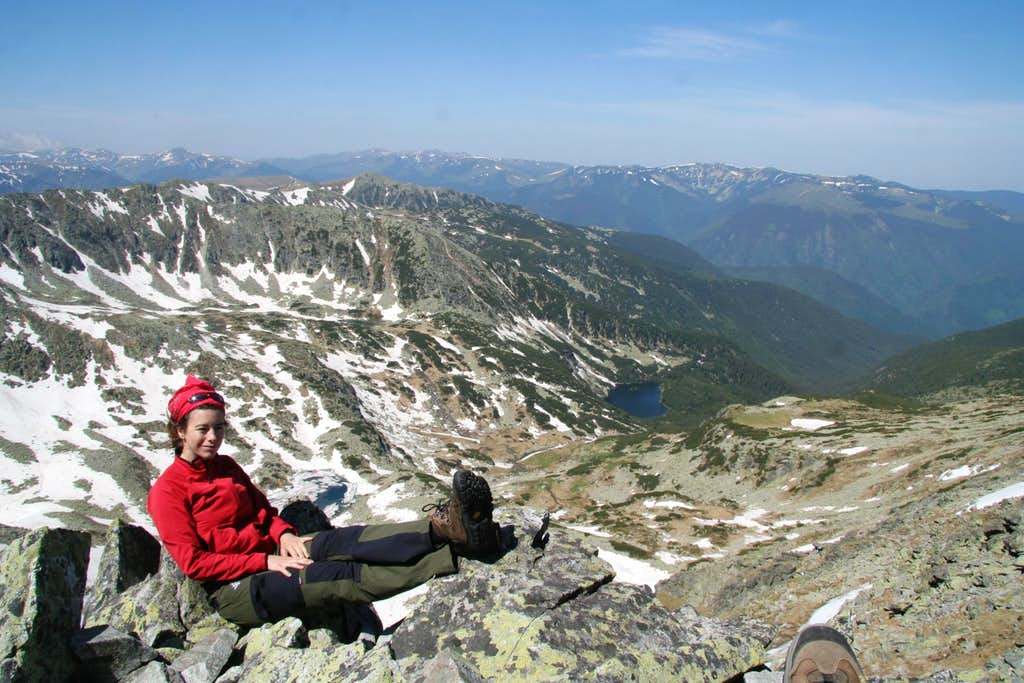 Retezat mountains - Stirbu lake
