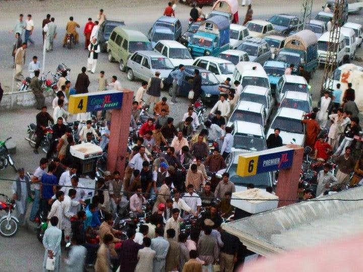 Fuel Shortage in Skardu