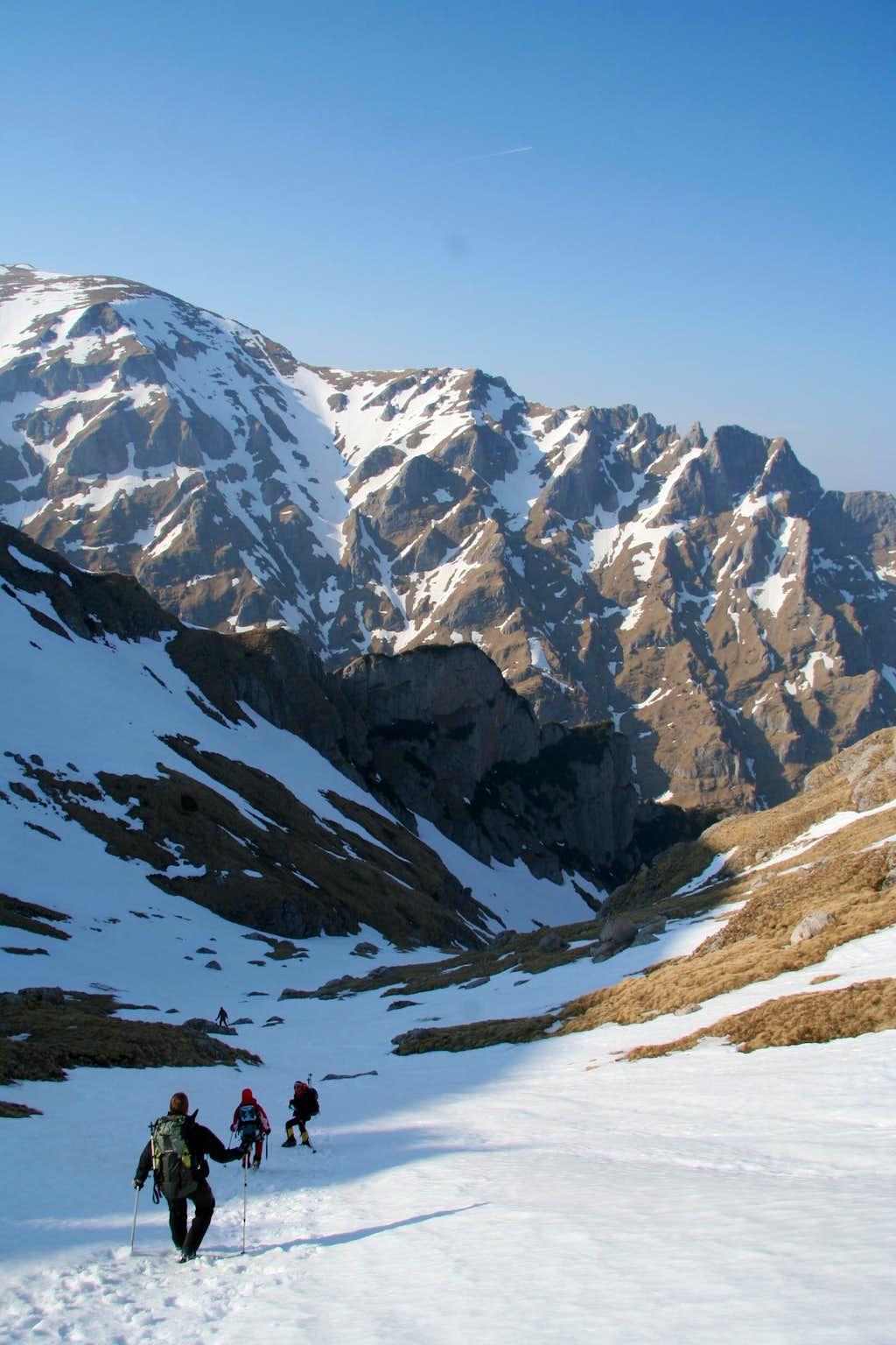 Bucegi mountains - Priponului Valley