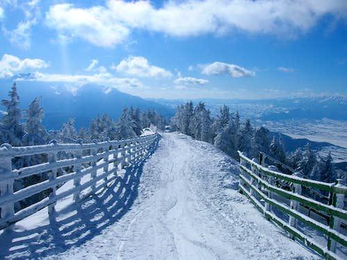 Postavaru mountains