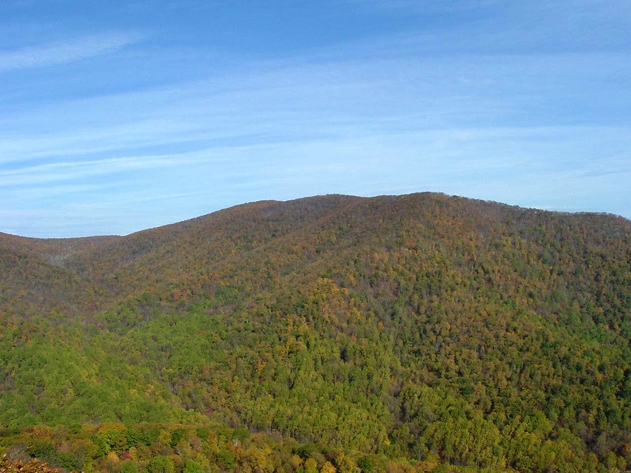 Fork Mountain