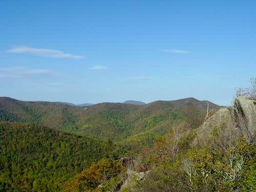 Doubletop Mountain