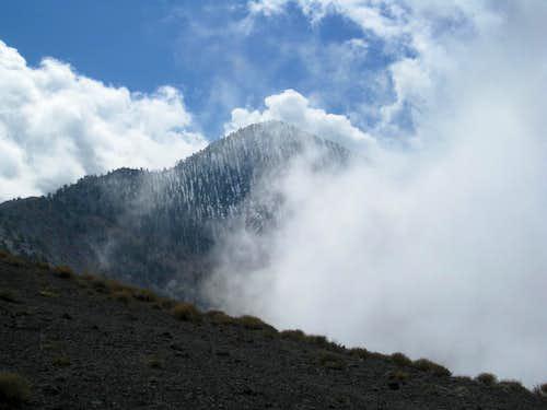 Telescope Peak in October