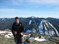 Mt Marcy and Colden from Algonquin Peak