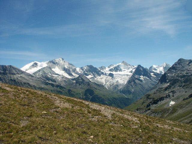 Panoramic view from Corne de...
