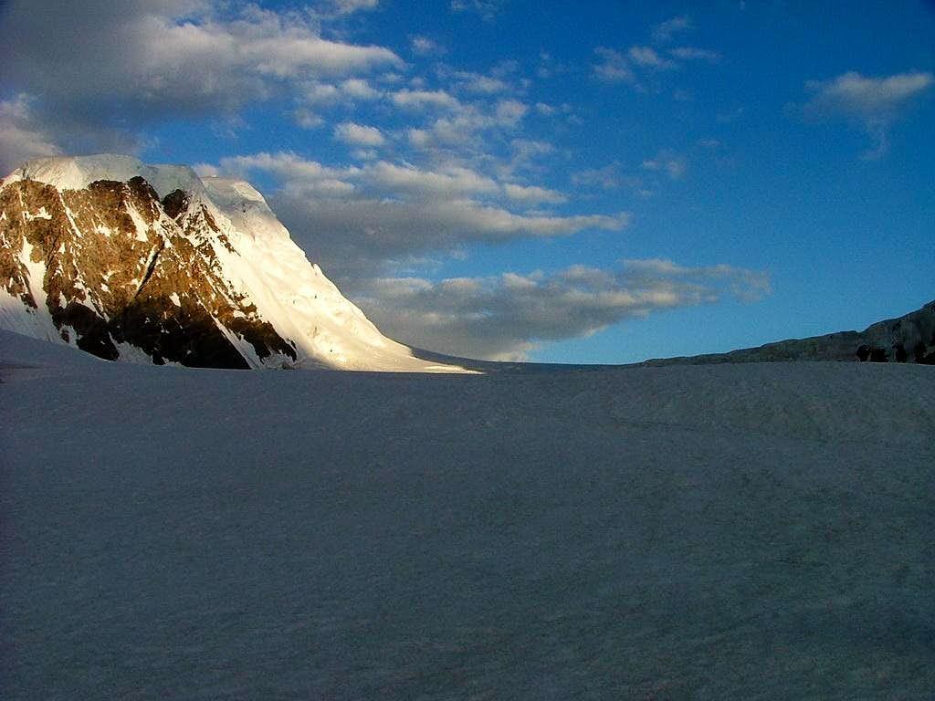 Hisper La (Pass) 5151m,  Karakoram, Pakistan