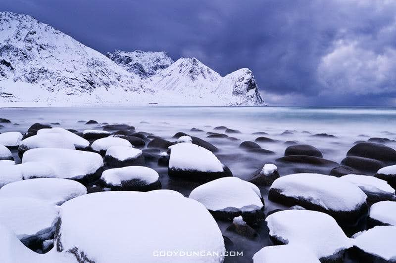 Unstad Winter