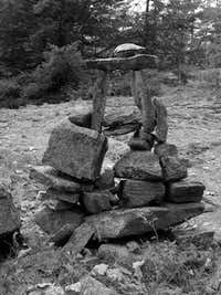 Treadway Mountain Cairn