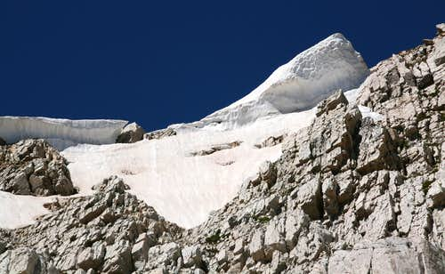 Cornices Between the Diamond and Pillar Buttress