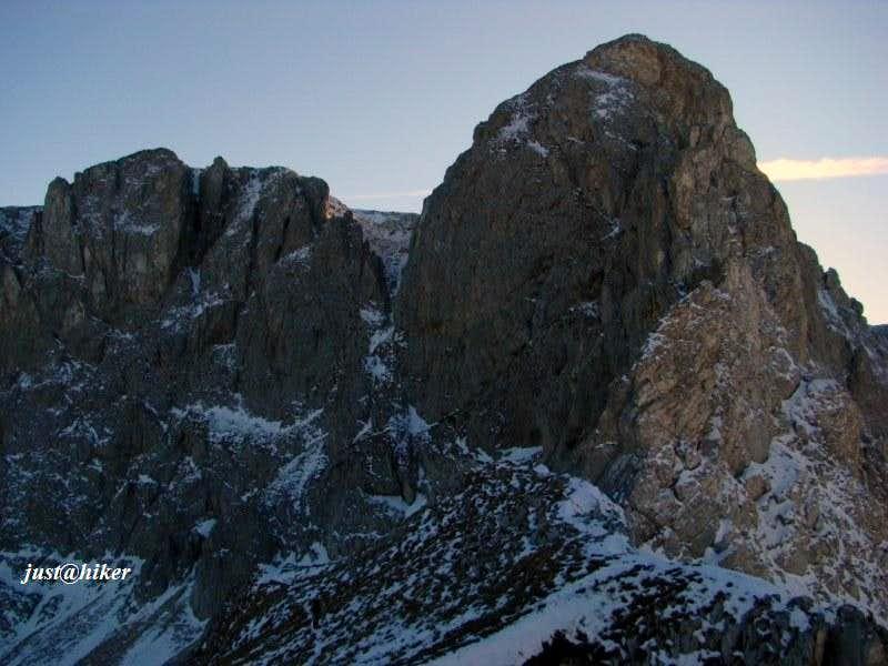 Massif of Šljeme (2.455m)