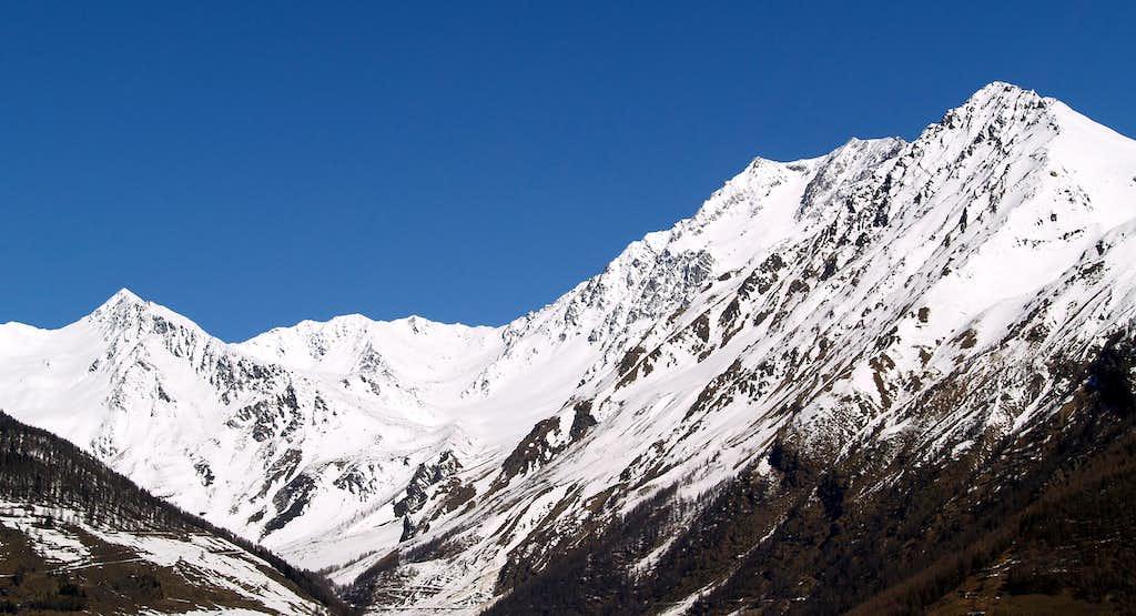 Mont de Menouve