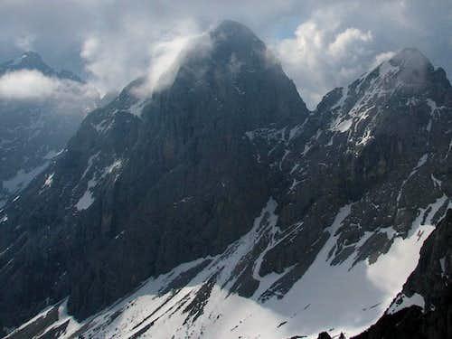 Tannheim Mountains