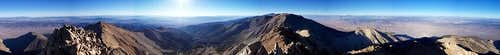Montgomery Peak summit panorama
