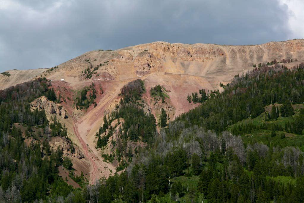 Box Canyon Peaks 1