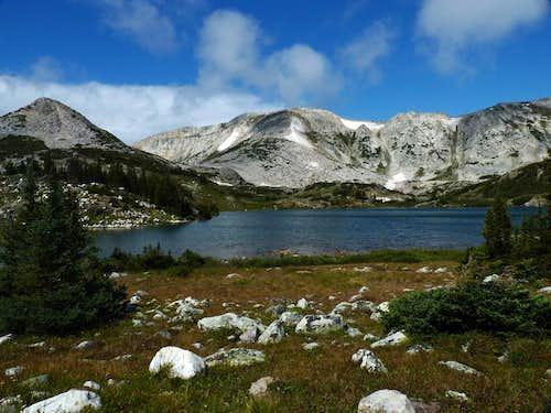 Darker Helen Lake