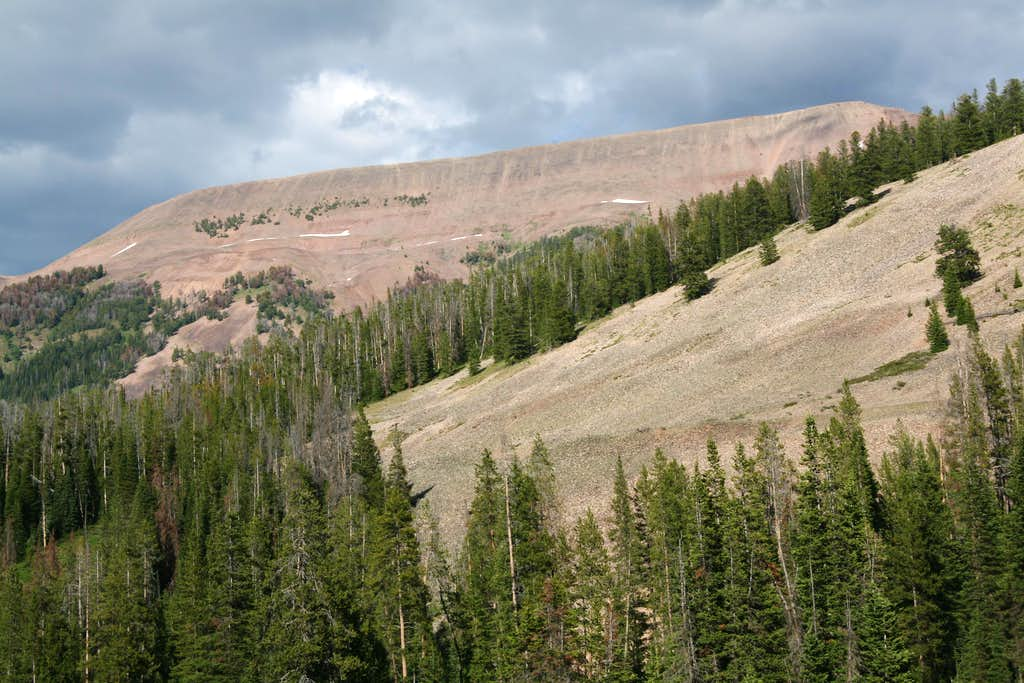 Box Canyon Peaks 4
