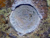 Black Mountain (NY) Survey Marker