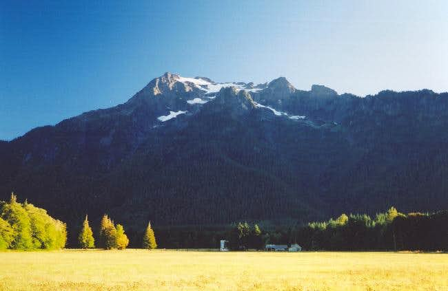 Whitehorse Mountain