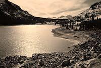 Blue Lake - E. Sierras